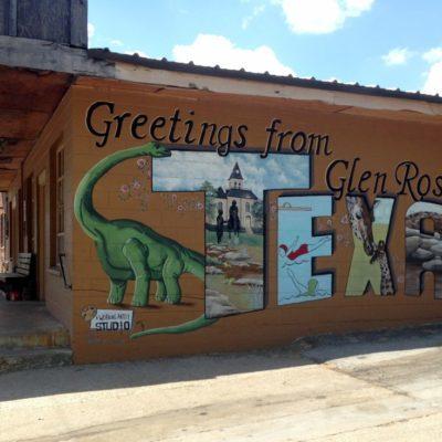 The Perfect Empty Nester Small Town Getaway Spot – Glen Rose, Texas