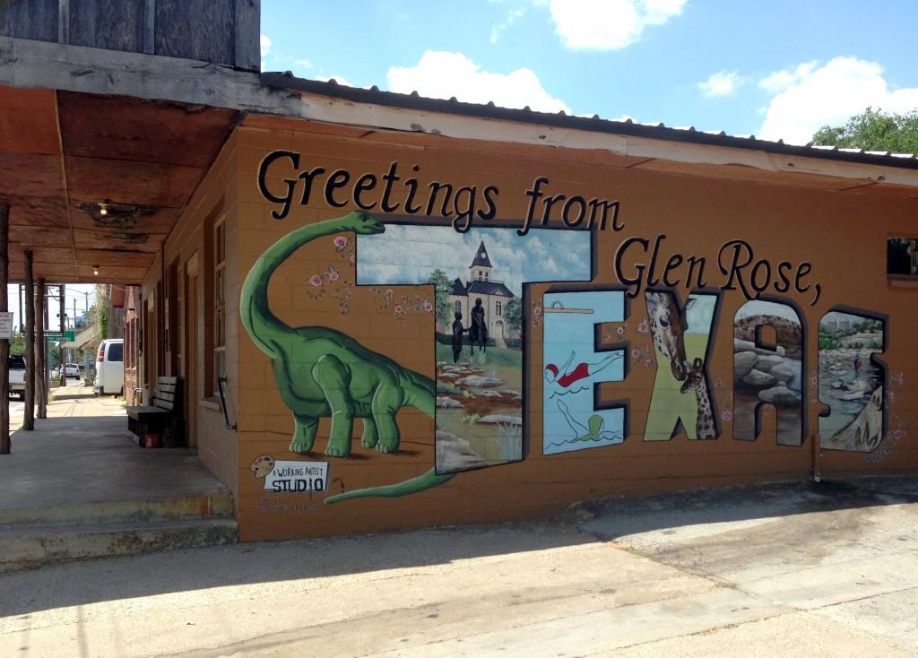 A Getaway in Glen Rose, Texas