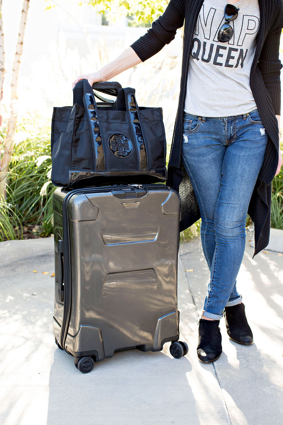 luggage, suitcase, spinner suitcase, hardside luggage, briggs and riley luggage, briggs and riliey, love your luggage