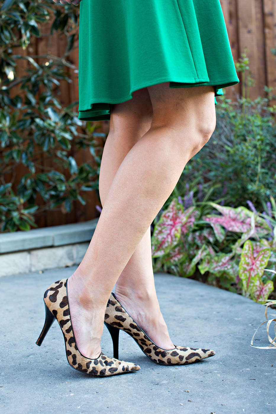 Leopard Print Shoes Are Having A Moment