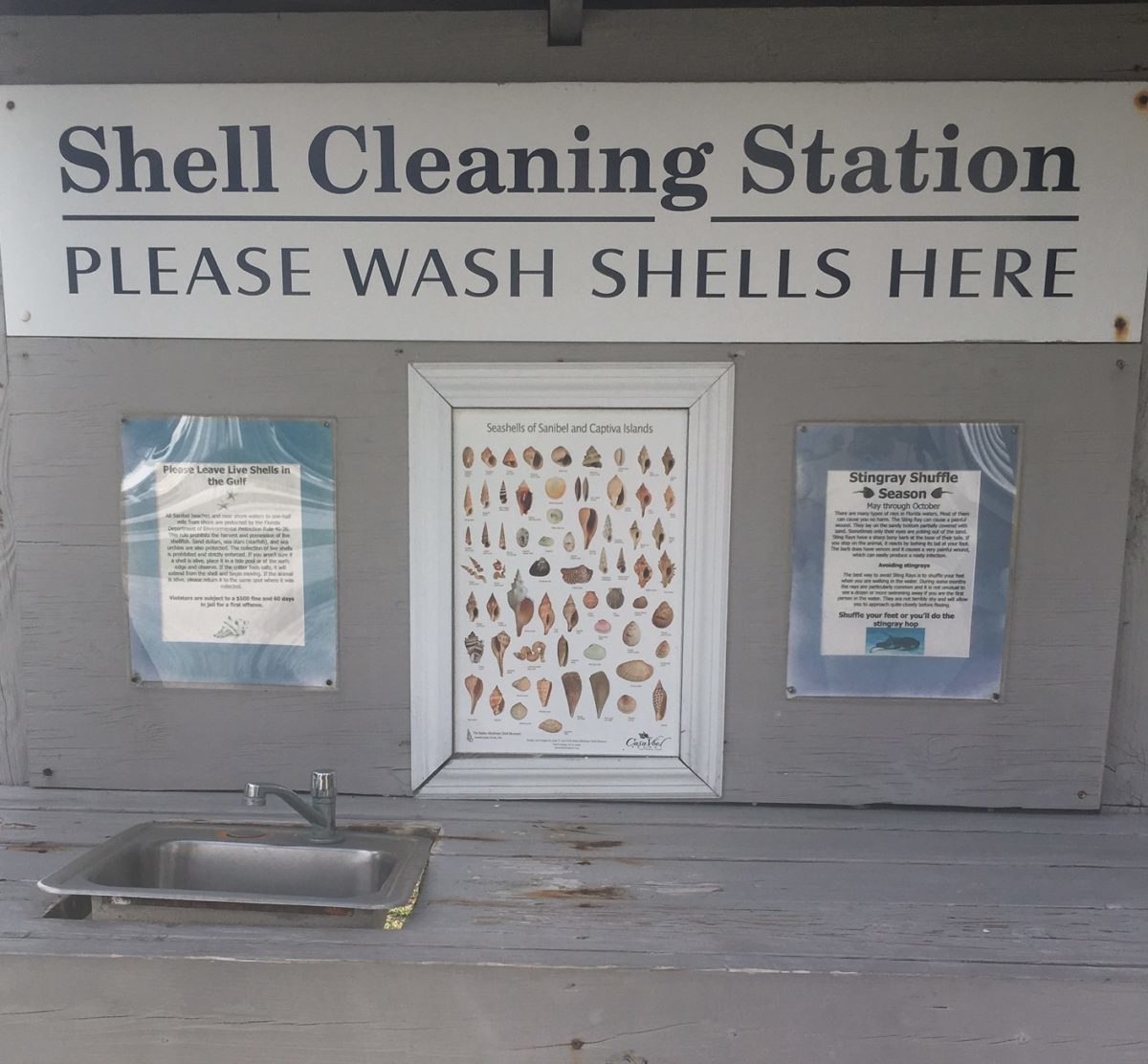 island getaway, sanibel island, casa ybel resort, shell station