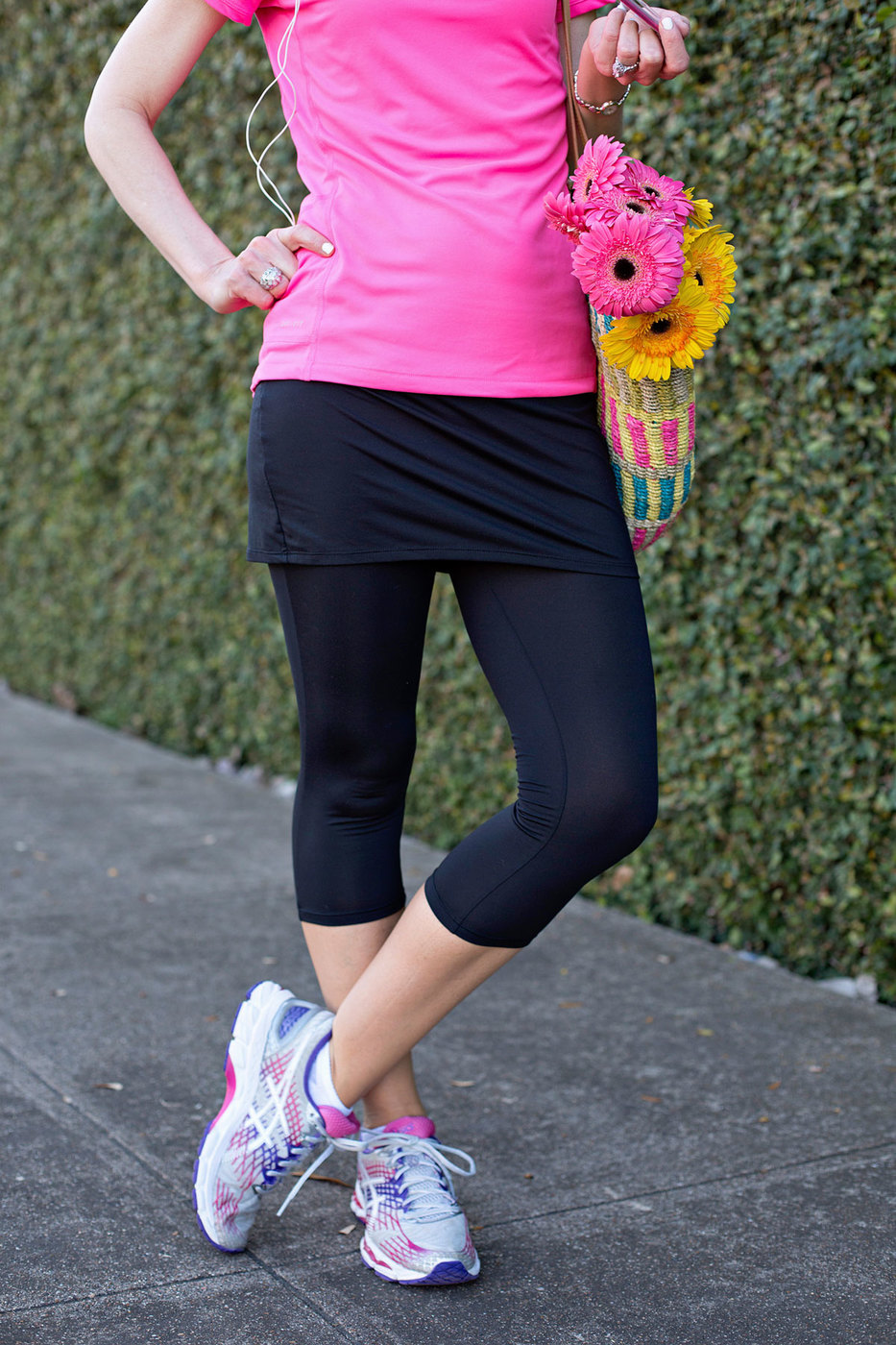 "Skirt + Leggings = Skirted Leggings = ""Skeggings"" 