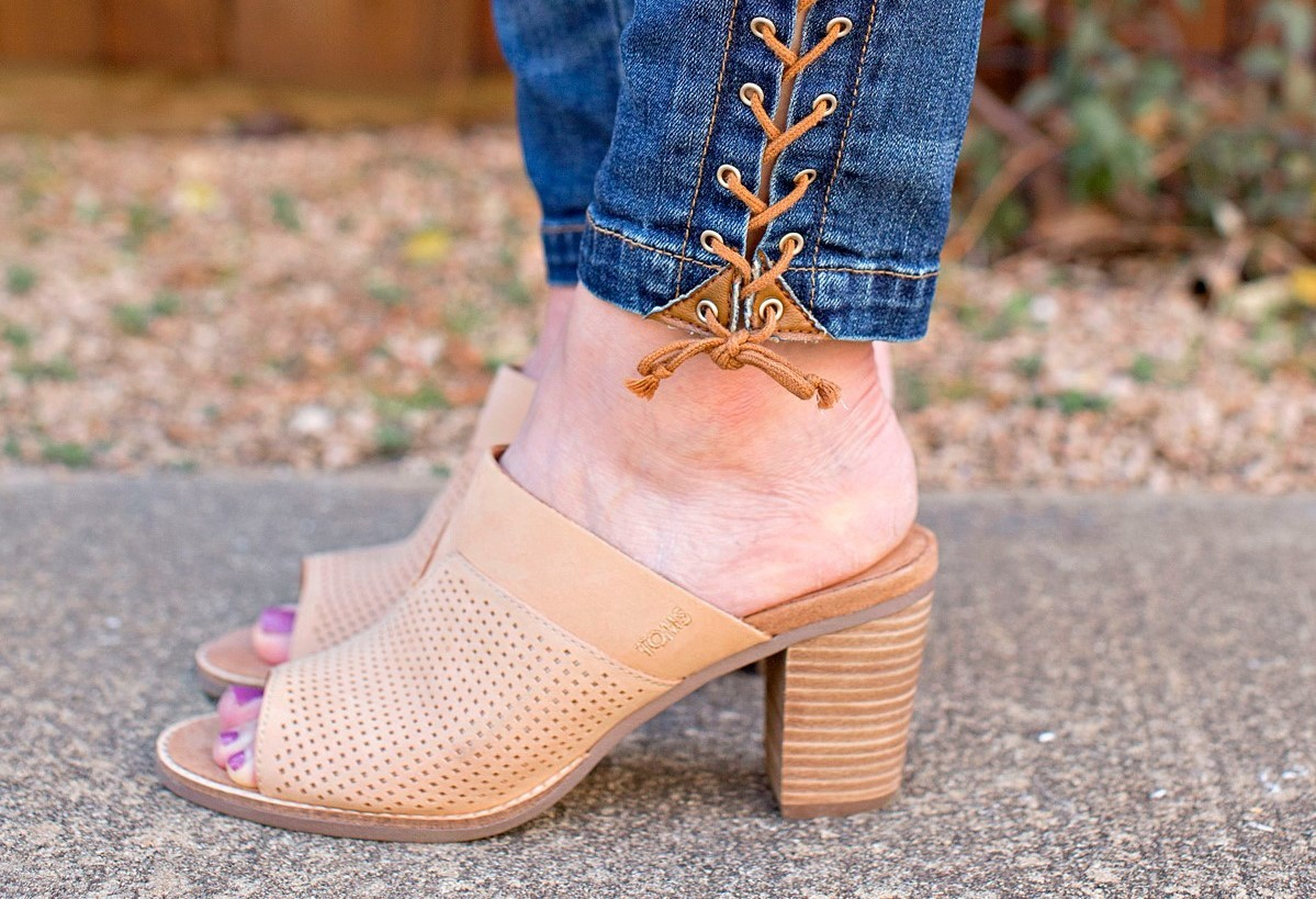 Spring Shoe Trends | SO in the KNOW