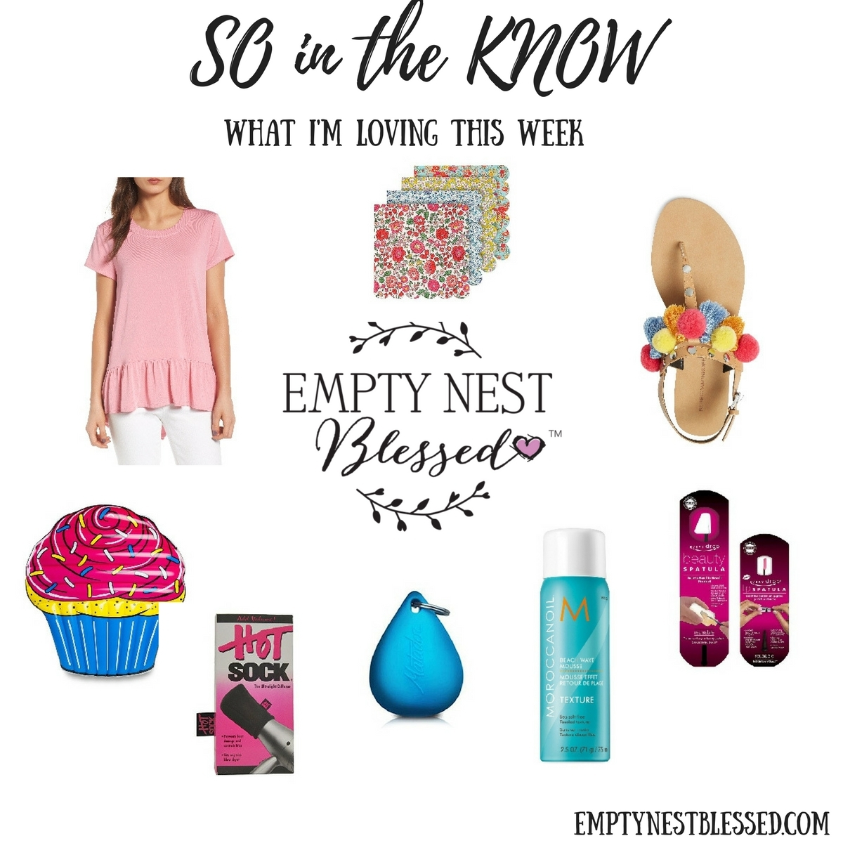 Learning & Growing in the Empty Nest (SO in the KNOW)