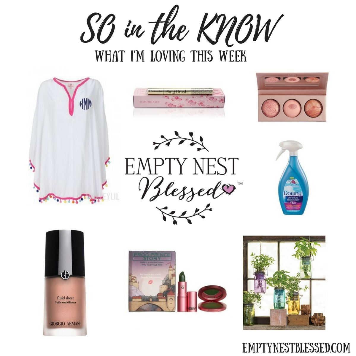 SO in the KNOW | What I'm Learning & Loving This Month (July Edition)