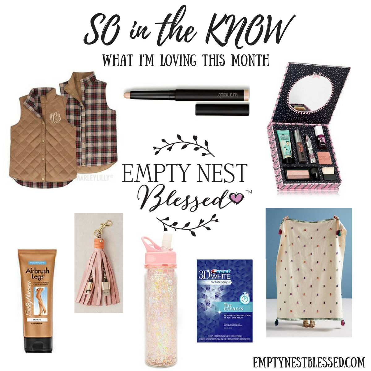 SO in the KNOW: What I'm Learning & Loving in September