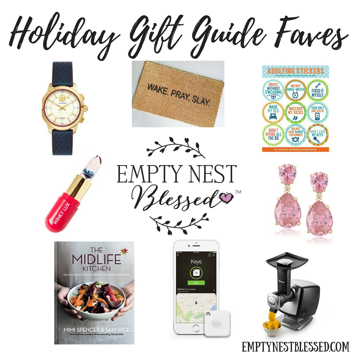 My Holiday Gift Guide Favorites (It Was Super Difficult to Choose!)