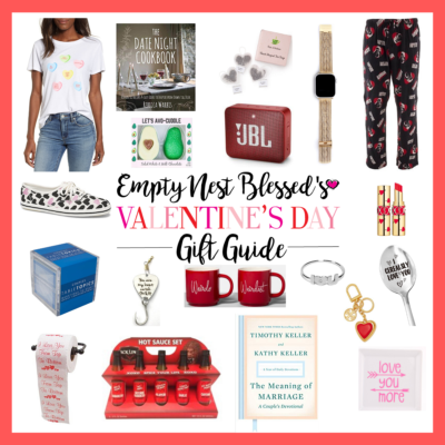 Give a Little Love | Empty Nest Blessed's Valentine's Day Gift Guide