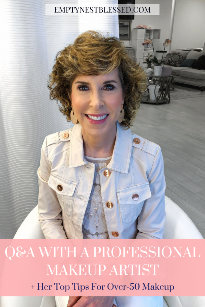 Over-50 Makeup Tips From A Professional Makeup Artists