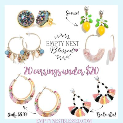 20 Summer Statement Earrings Under $20