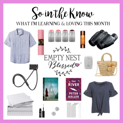 SO in the KNOW | What I'm Learning & Loving in June