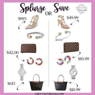 Splurge or Save? | Designer Knockoffs That Will Fool Everyone!