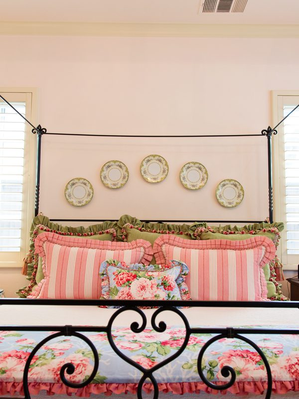 after photo of master suite empty nester redo