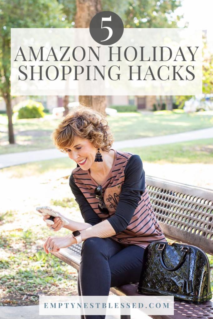5 Amazon Holiday Shopping Hacks
