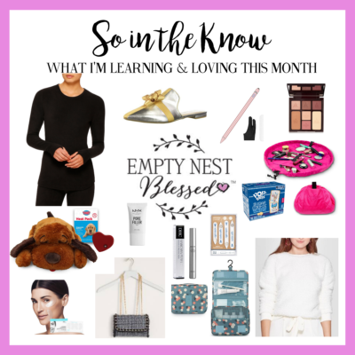 SO in the KNOW | What I'm Learning & Loving in December