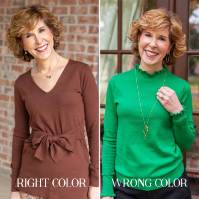 What Are Your Most Flattering Colors? | Here's How to Figure It Out