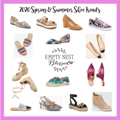 2020 Spring & Summer Shoe Trends | The Hot Styles You Need to Know
