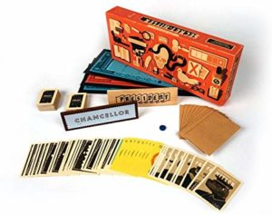 secret hitler boardgame