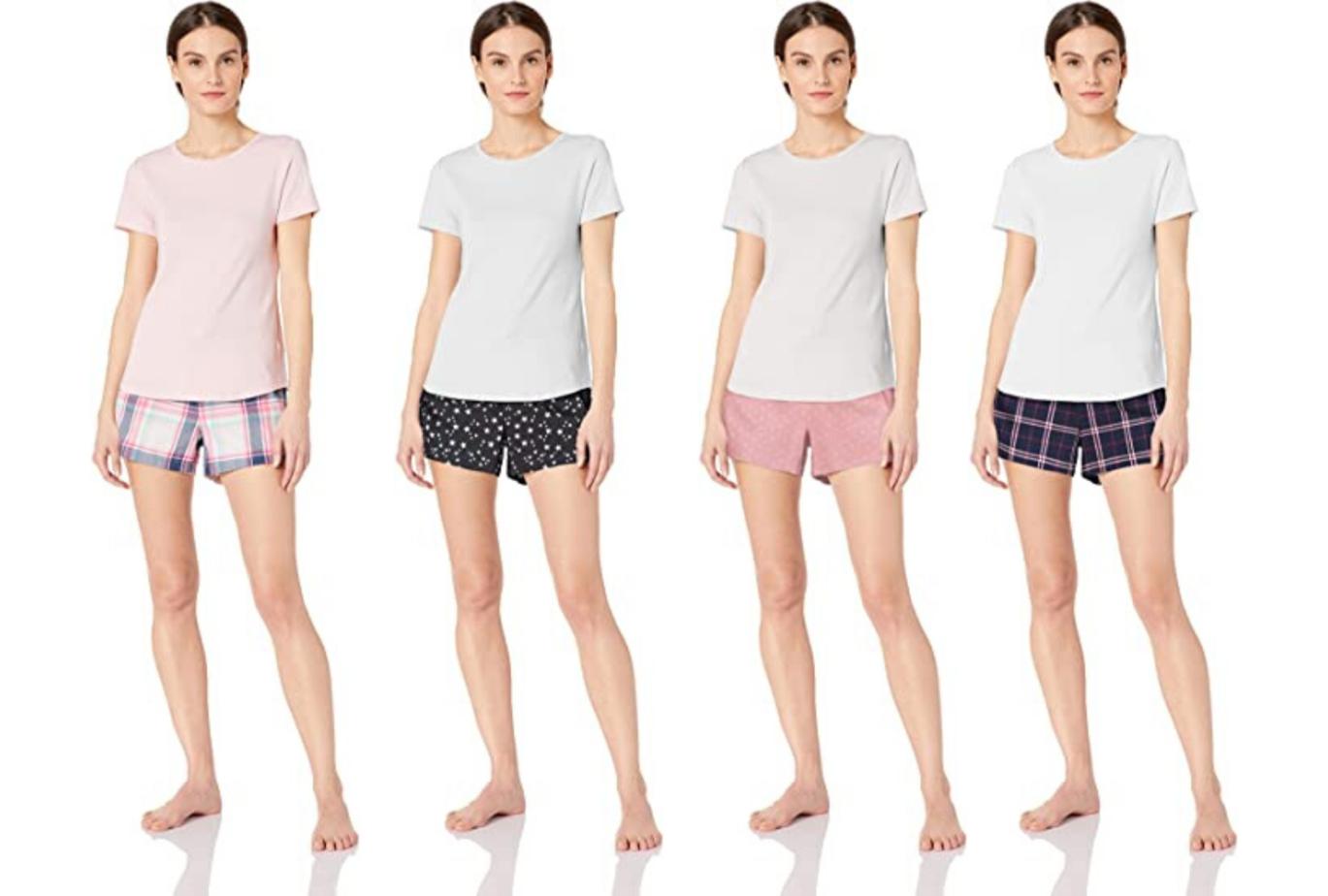 amazon shorts set