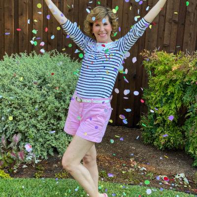What's Up, Weekend | Birthday Week, Makeover, Nordstrom Order + More