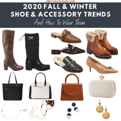 2020 Fall & Winter Shoe & Accessory Trends & How to Wear Them