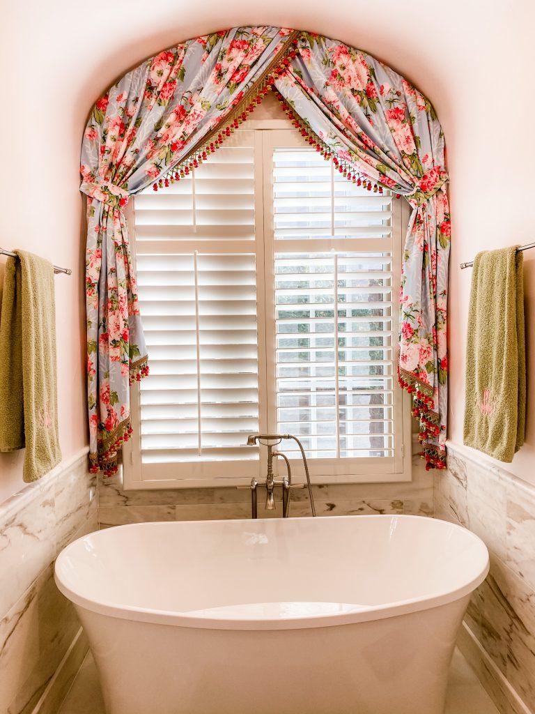 master bathroom remodel - updated tub