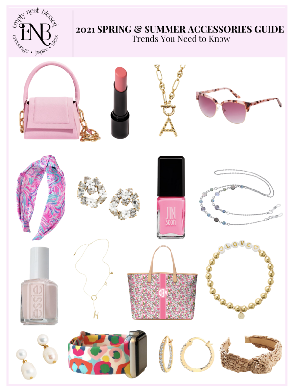 Spring Trends - F