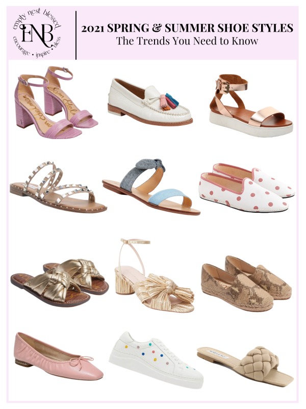 Spring Trends - W