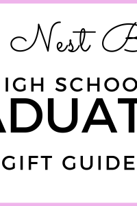 high school graduation gift guide