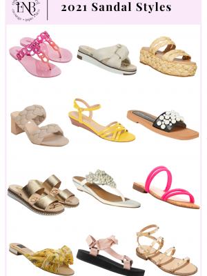 final 2021 Sandals