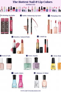 Copy of Nail and Lip Trends