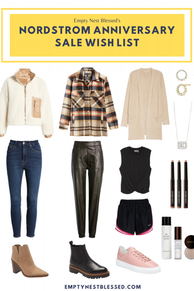 clothing collage nordstrom anniversary sale favorites