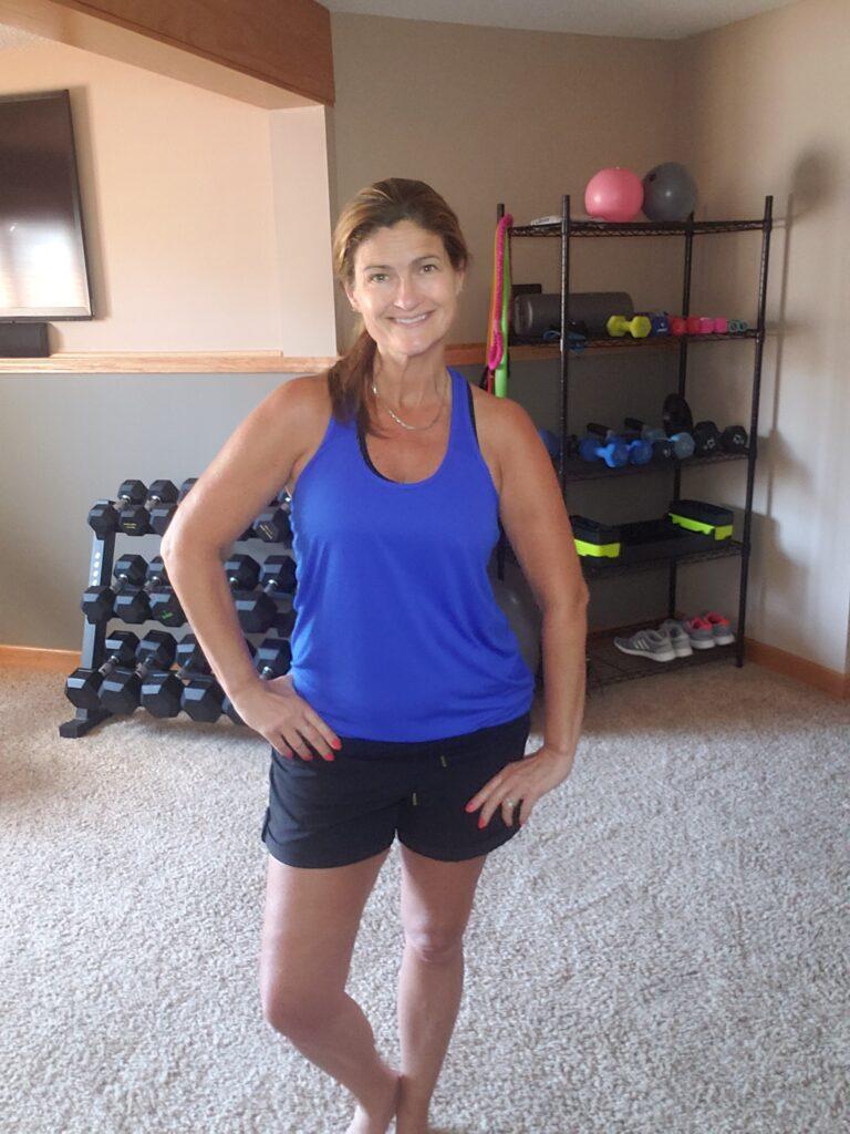 Kelly Ellis - Empty Nester Wellness Coach
