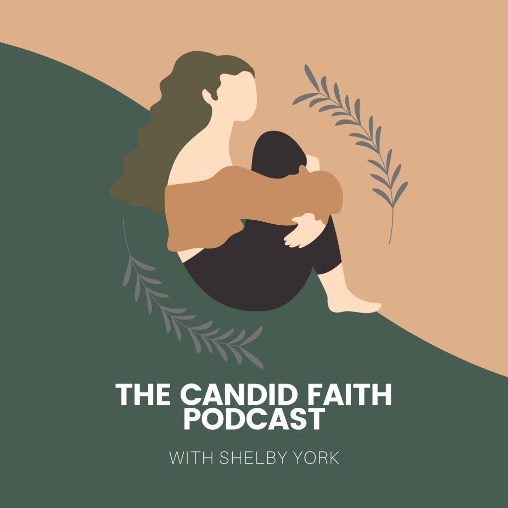 logo for Candid Faith podcast