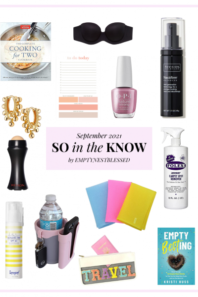 collage beauty lifestyle products
